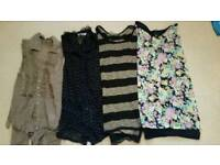 Ladies bundle - Zara, Next, Warehouse size 12-14