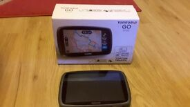 TOMTOM GO 5000 LIFETIME TRAFFIC ALWAYS CONNECTED TO THE INTERNET LIVE TRAFFIC UPDATES