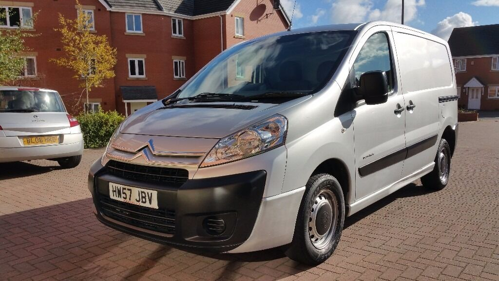 2008 (57) CITROEN DISPATCH 1000 MPV 1.6 HDI PANEL VAN NO VAT PEUGEOT EXPERT FIAT SCUDO