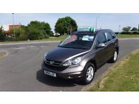 HONDA CR-V 2.2 I-DTEC SE(60)PLATE,1OWNER,ALLOYS,AIR CON,FULL SERVICE HISTORY,Very Clean Condition