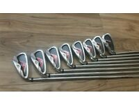 Golf clubs - Wilson Di7 Irons (Left Handed 4-SW)