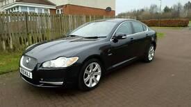 Jaguar Xf 2008 Premiun Luxury