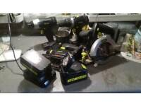 Power IT! power cordless tools for spares or repair