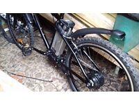 Electric Bike. Only used twice, nice bike at bargin price