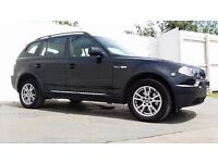 2006   BMW X3 2.0d SE   Manual   Diesel   Service History   3 Former Keepers   HPI Clear  