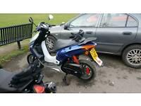 Honda X8R-X 50cc