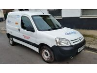 2007 Citroem Berlingo 1.6hdi Diesel Long MOT Good Working Condition