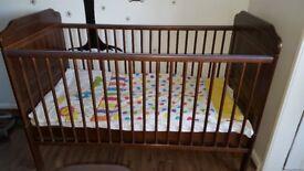 Baby cot ( Unused)