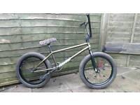 Custom cult hawk v2 pro bmx bike