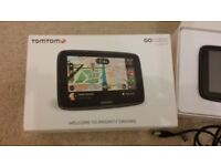 TOMTOM GO 5200 - like brand new condition