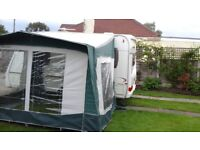 Bradcot Portico XL Caravan Awning