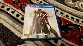 PS4 Bloodborne Excellent Mint Condition