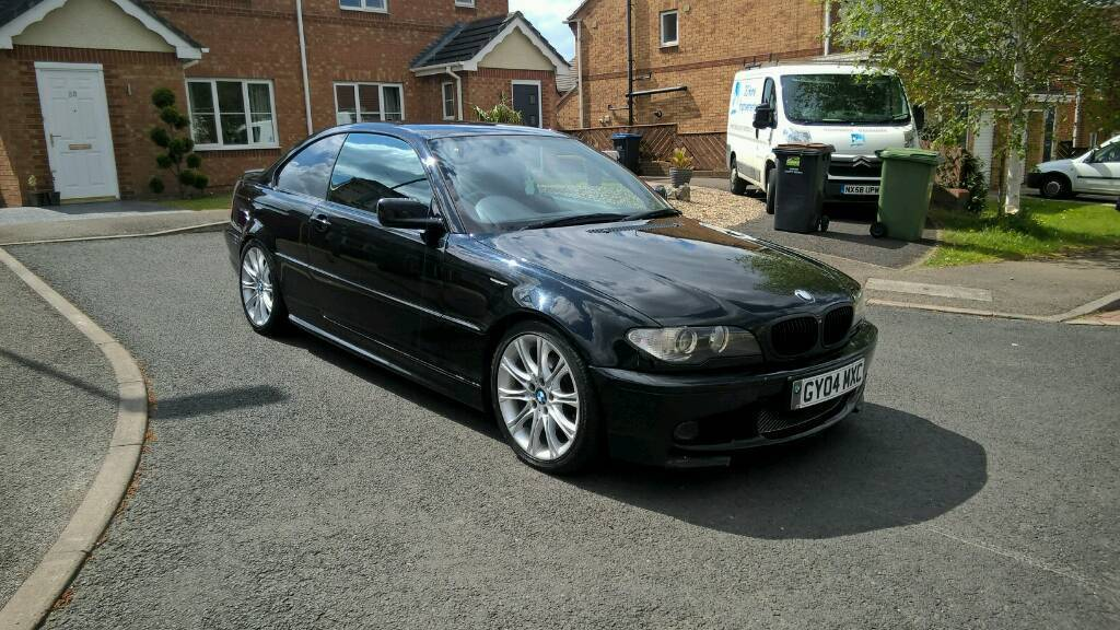 Bmw E46 320cd 2004 Diesel Coupe M Sport In Durham