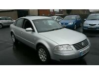 2003 VW PASSAT TDI 130 BHP VERY RELIABLE CAR CHEAPER PX WELCOME