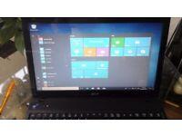 Acer dual core laptop