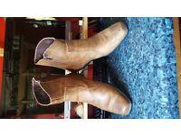 100% original Wrangler cowboy boots