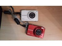 Fuji Finepix L55 Digital Camera boxed in immaculate condition (x2)