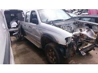 2003 MAZDA B2500, 2.5 DIESEL, BREAKING FOR PARTS ONLY, POSTAGE AVAILABLE NATIONWIDE