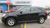 2011 CHEVROLET EQUINOX LT - BEAUTIFUL BLACK!! WELL MAINTAINED!!!