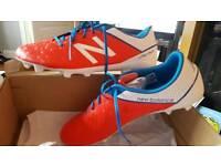 Nike NB new balance Visaro fg football boots BRAND NEW IN BOX Size 10.5