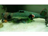 Aquarium fish tank accessories decorations