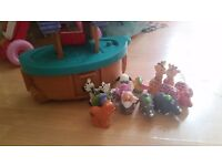 FREE noahs ark toy with Noah