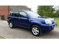 2005 NISSAN X-TRAIL 2.2 DCI SVE - SAT NAV/FULL LEATHER - LADY OWNER LAST 6 YEARS -