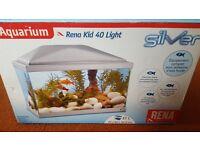 Aquarium Rena Kid 40 Light fishtank