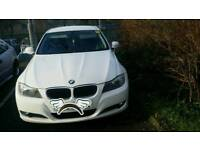 2010 BMW 3 SERIES 318D +CLIMATE & LEATHER+ 2.0 4dr 4 month MOT £30 year Road Tax.
