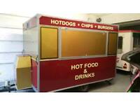 Food trailer, catering, street food
