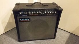 Laney Linebacker 100 Reverb Amplifier For Sale & Collection Only.