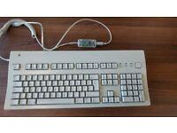 Apple Extended Keyboard II (Model M3501) Mechanical Keyboard