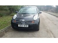 Nissan micra 11 month mot full service history