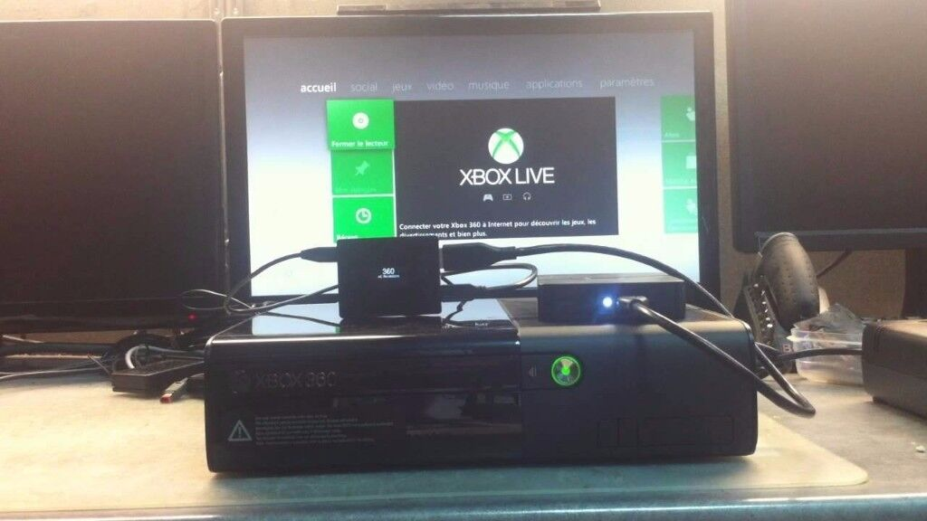 Xbox 360 E console (NEWEST MODEL) (OPEN TO OFFERS)