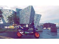 50cc moped aragon cpi