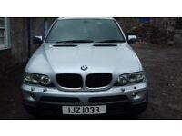 2004 BMW X5 SPORT *FULL YEAR MOT*