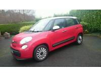 2014 Fiat 500L Pop Star Multijet With Great Spec And One Private Owner MPV. £30 Road Tax.
