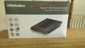 Courier 56k Business Modem