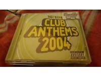 The best club anthems 2004
