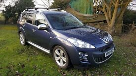 Peugeot 4007 GT 2.2 HDI GT 4WD