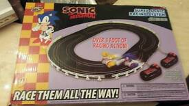 Sonic racing track new
