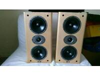 Quality pair of acoustic energy aelite two speakers