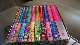 The Princess Diaries Collection box set of 10 books as new
