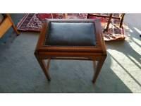 Vintage small stool/table