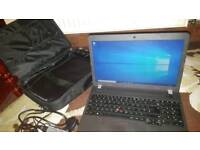 Laptop 465gb storage large 14.6inch screen