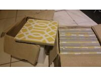 Real handmade Eucaustic Tiles 20x