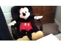 mickey mouse soft teddy
