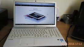 "Sony VPCEB4L1E/WI 15.5"" Laptop (Intel Core i3-380M 2.53GHz Processor,4GB RAM,500GB HDD, Home, 64bit)"