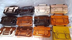 JOB LOT of 12 Brand New Women's Satchel Bag - Still with tags on - also available individually
