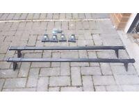 Roof Bars for Honda CRV (2007 - 2012) - Make : Cruz + includes fitting kit